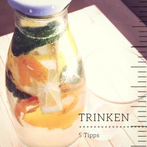 Trinken Tipps